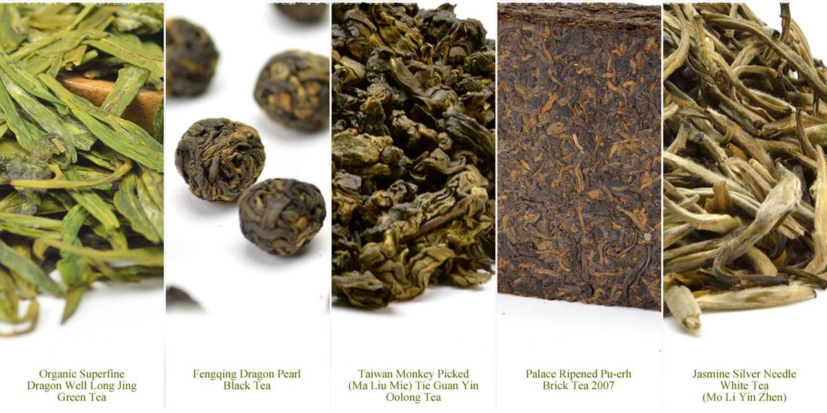 All Kinds of Tea