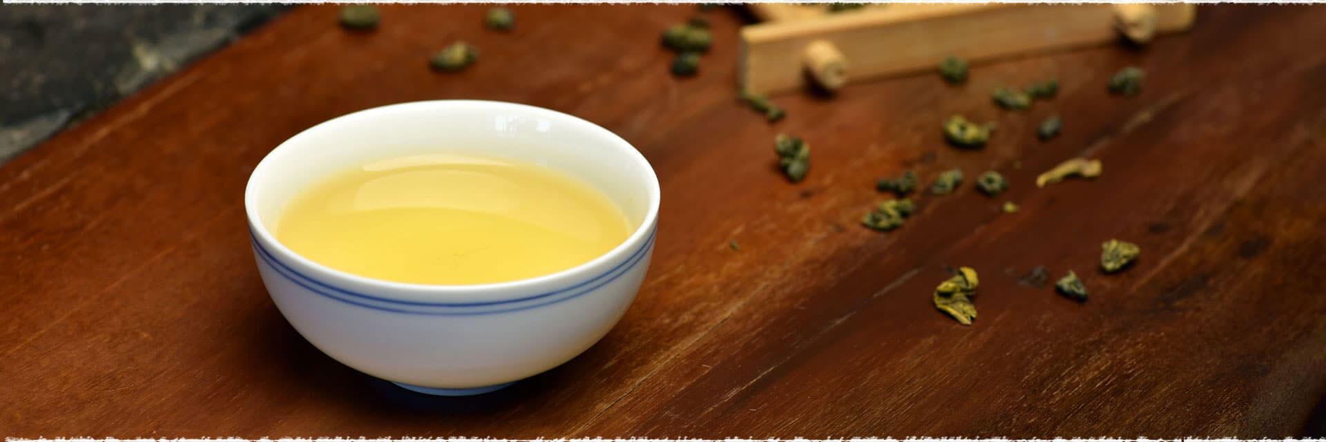 How to brew Chinese Gunpowder tea?