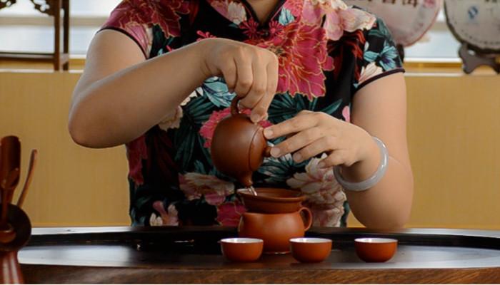 warm teapot