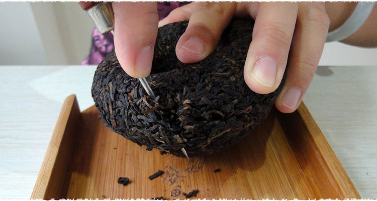 Pry Puerh Tea