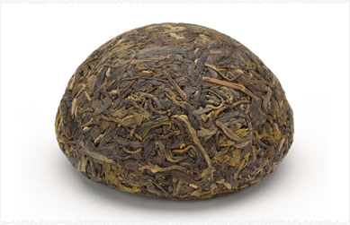 Raw Pu-erh Tea Tuocha 100g