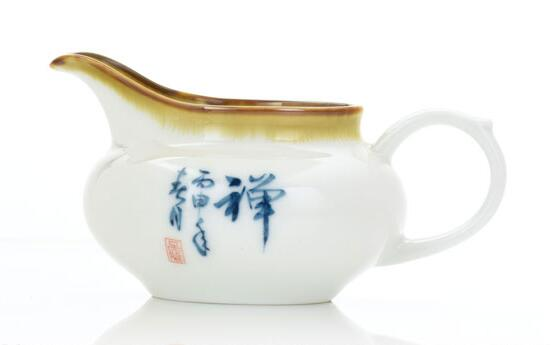 Porcelain Tea Pitcher