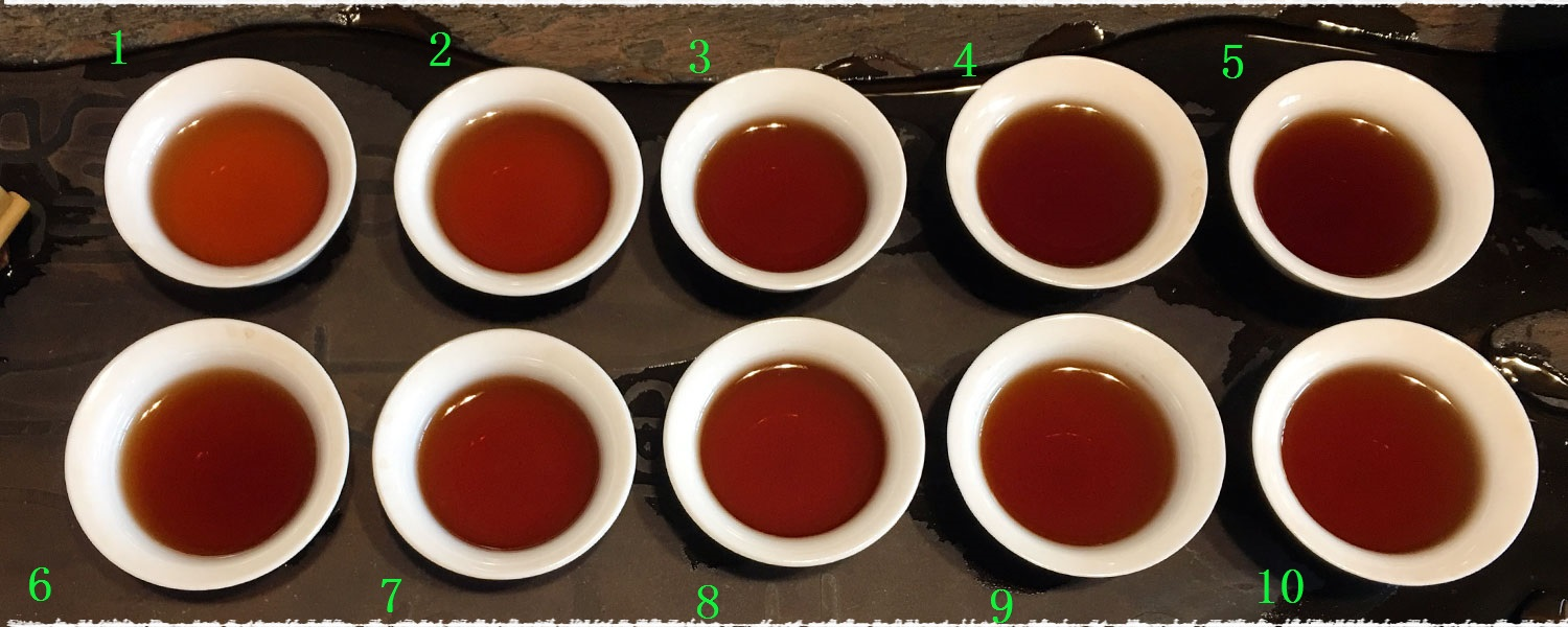 Puerh Tea Infusions