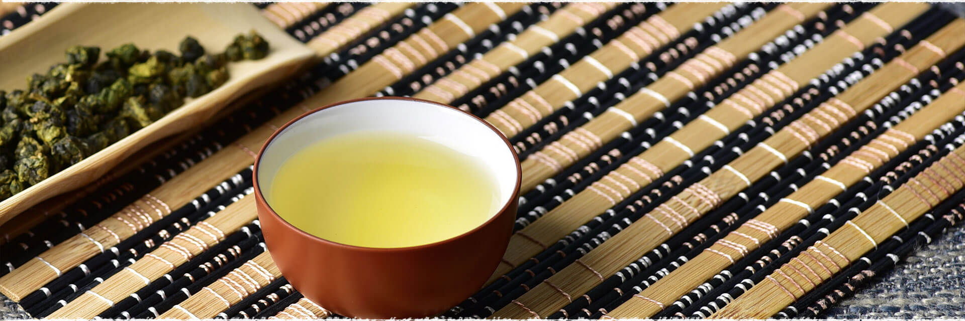 Taiwan Dongding Oolong Tea