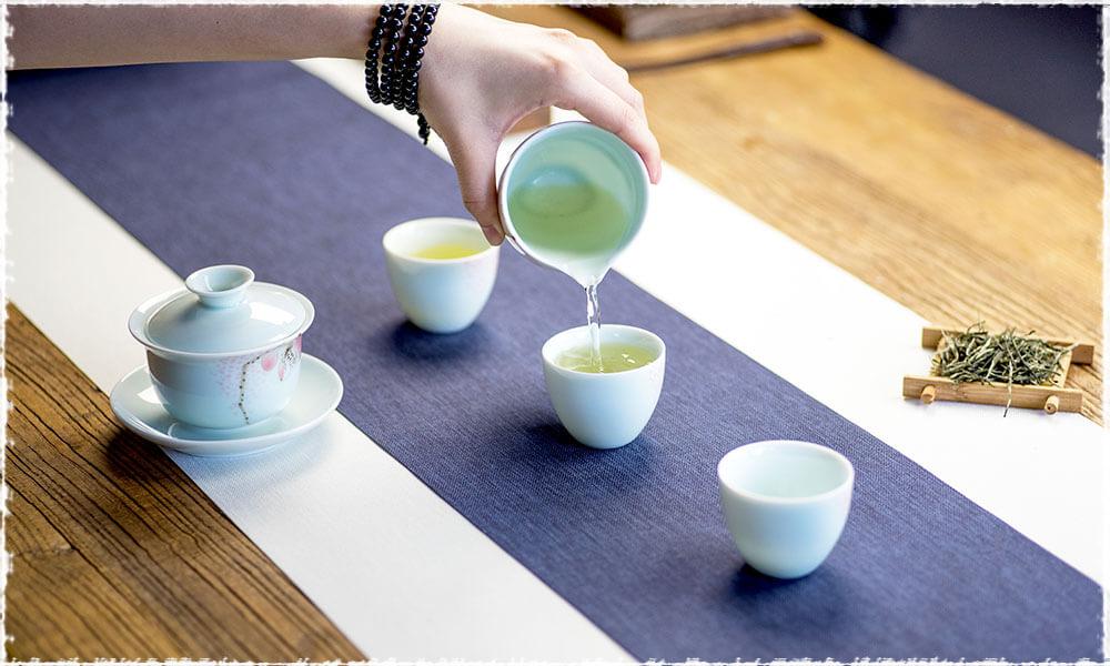 Gongfu tea