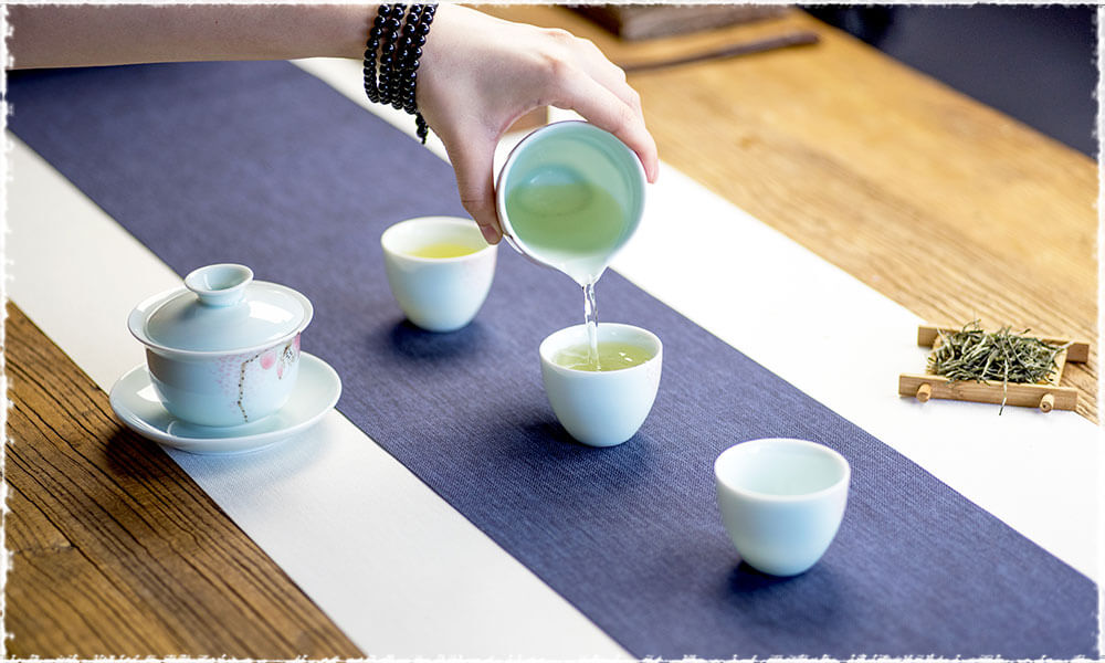 Chinese Gongfu Method