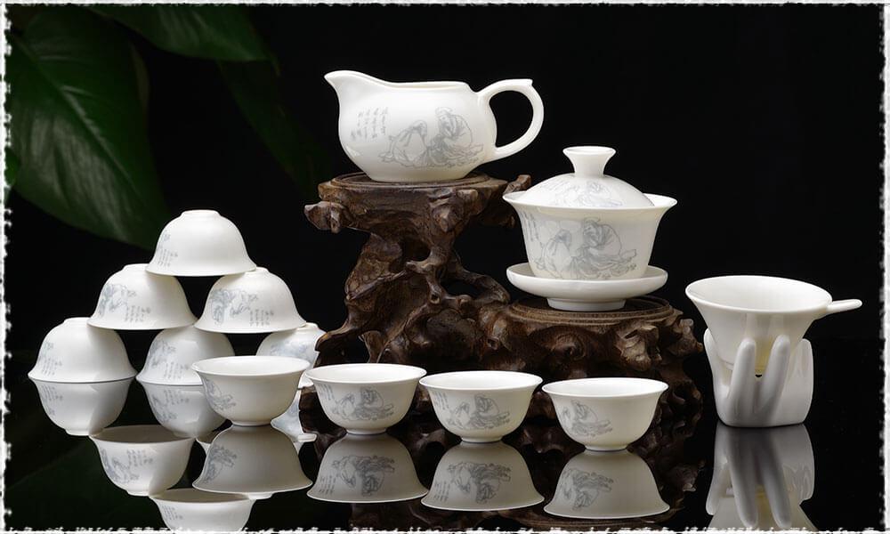 Chinese Gongfu Teaset