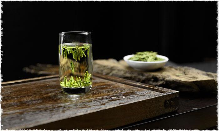 She Qian Dragon Well Long Jing Green Tea