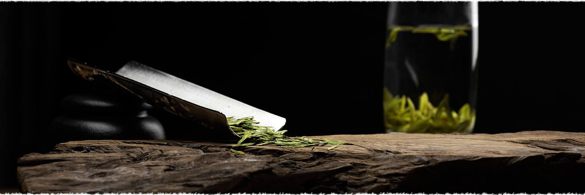 Superfine Pre-Ming -Dragon Well Long Jing- Green tea
