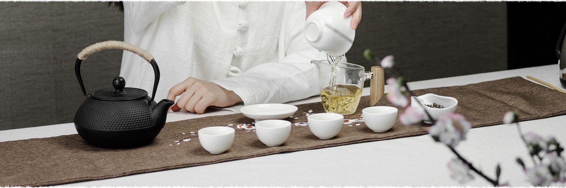 Three Keys of Brewing A Good Cup of Tea I: Tea's Quantity