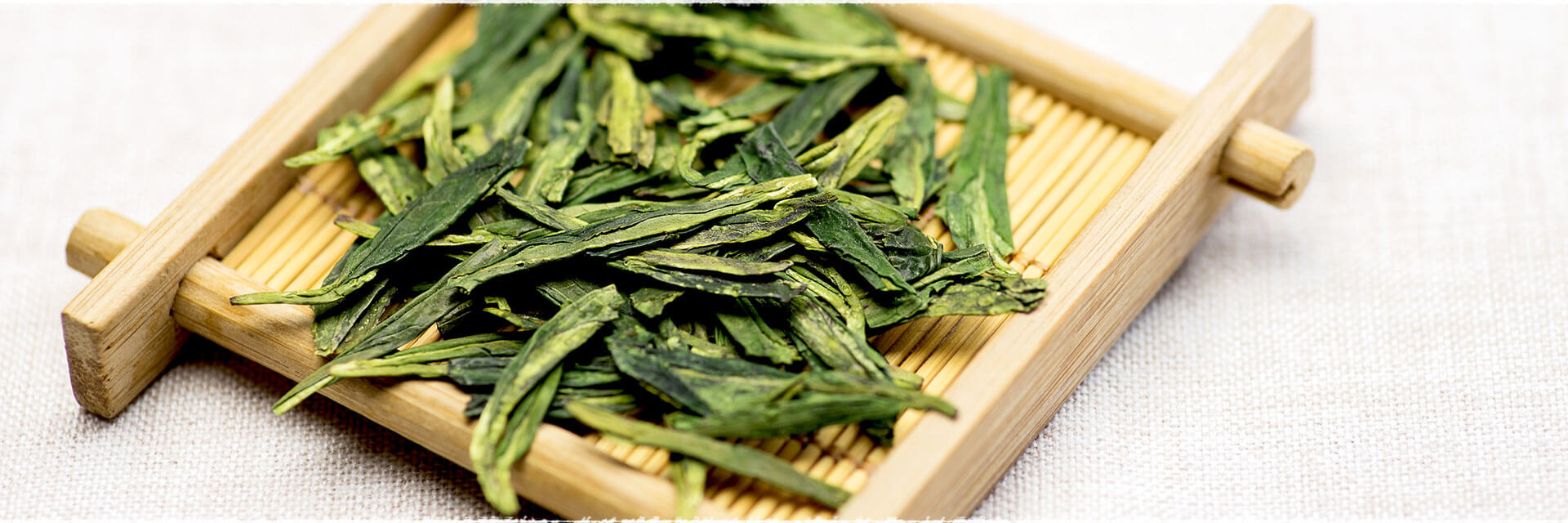 The comparisons between Jiangsu spring tea and Zhejiang spring tea