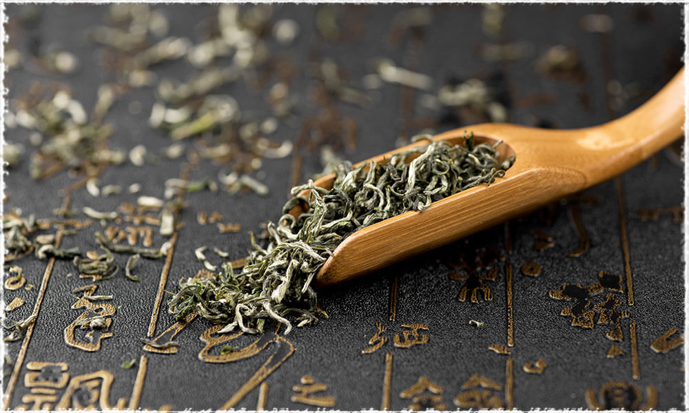 Bi Luo Chun tea