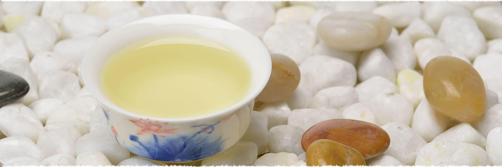 Lu'an Guapian tea