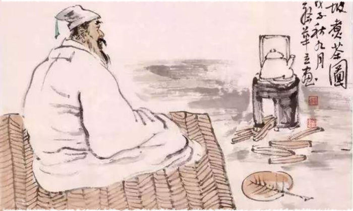 Ways of drinking tea in ancient China – teavivre