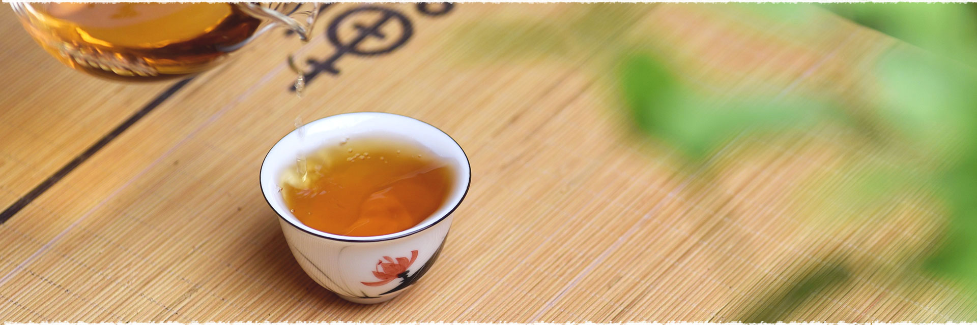 Gongfu tea vs. kung fu tea