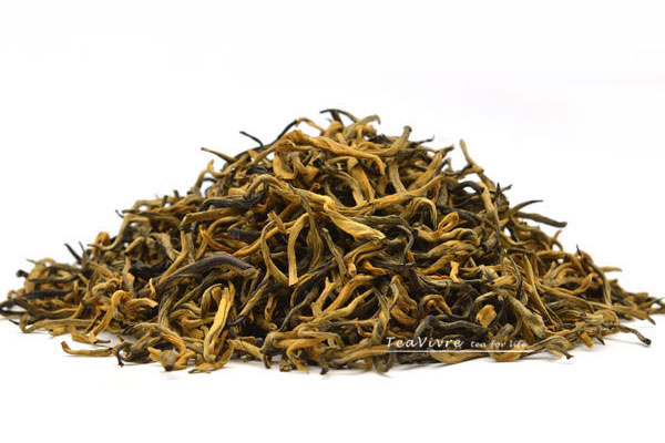 Yun Nan Dian Hong Black Tea – Golden Tip