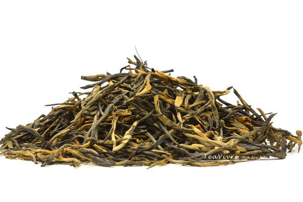 Yun Nan Dian Hong Black Tea Full-leaf