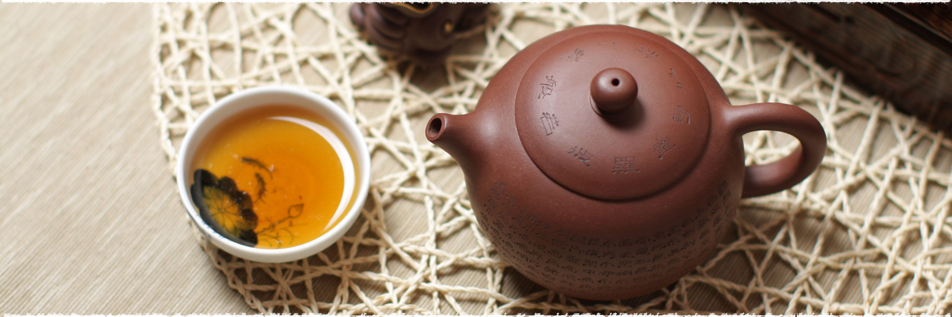 How to Choose a Proper Yixing Teapot for a Single Type of Tea