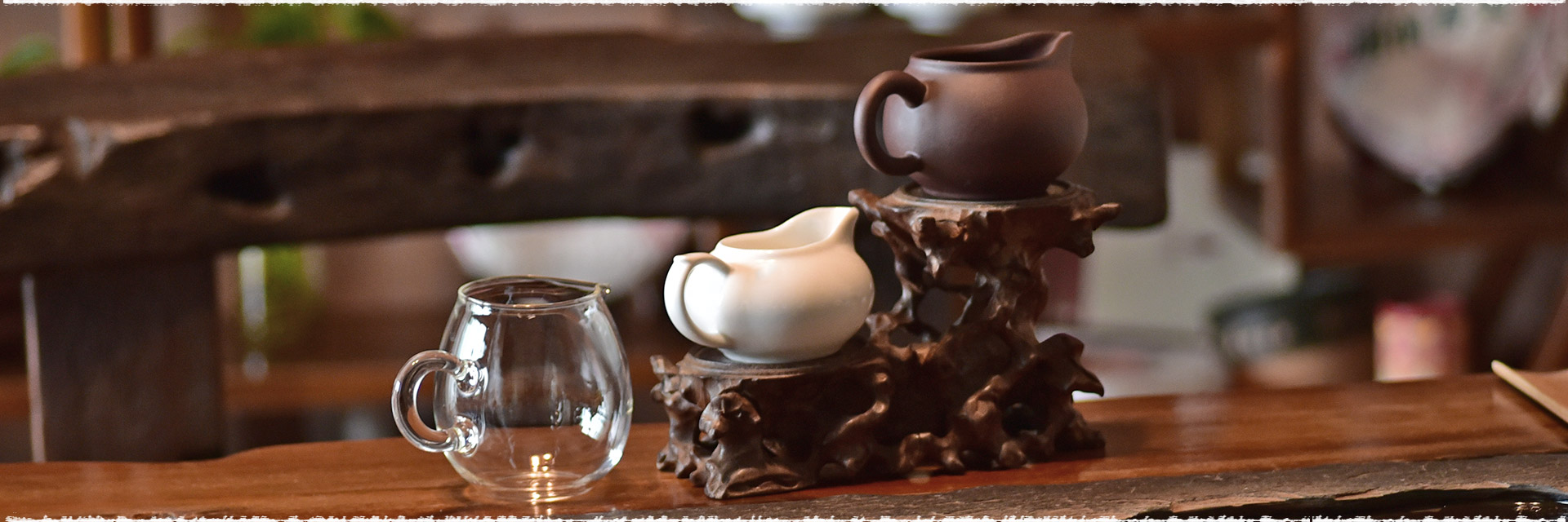 Tea Pitcher, also called Fair Cup, why do we need it?
