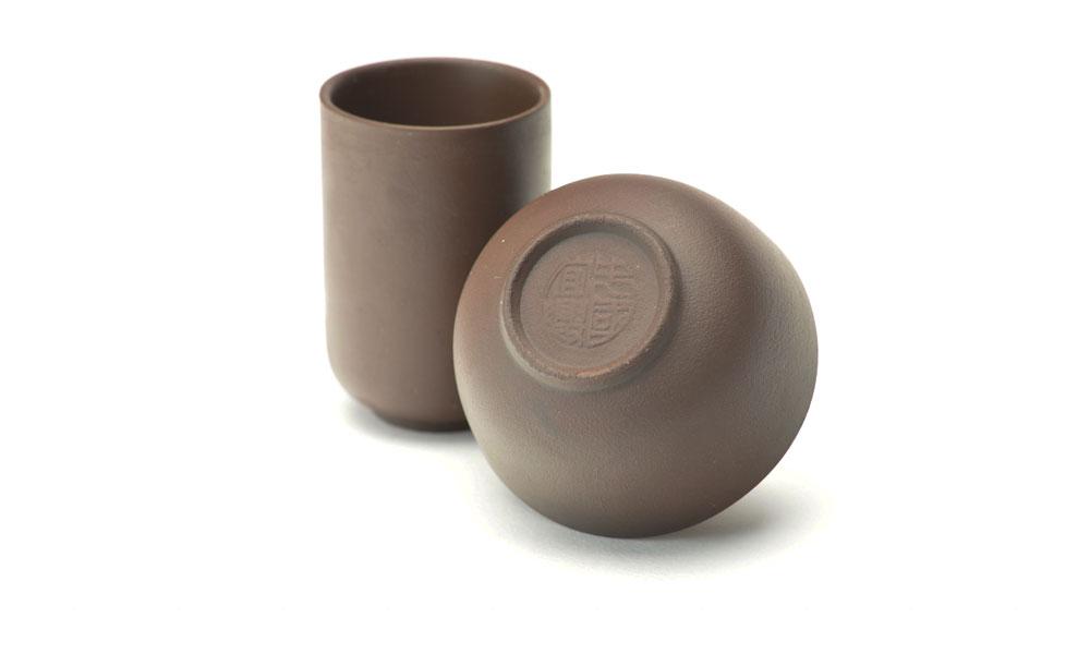 Yixing Zisha Clay Tasting and Aroma Tea Cup Set of Zi Ni