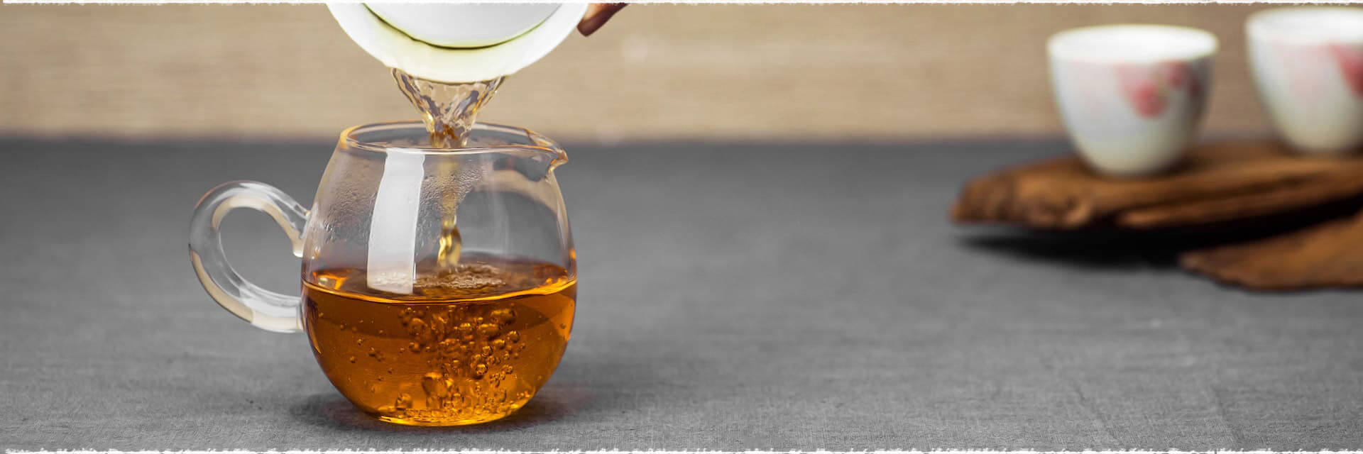 What is the Scientific Basis for the Preciousness of Aged White Tea?