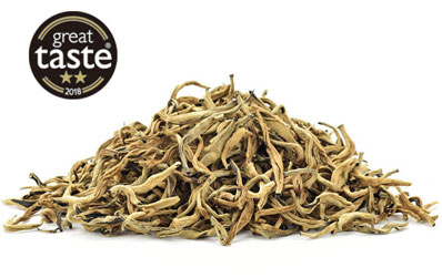 Jasmine Golden Buds Black Tea