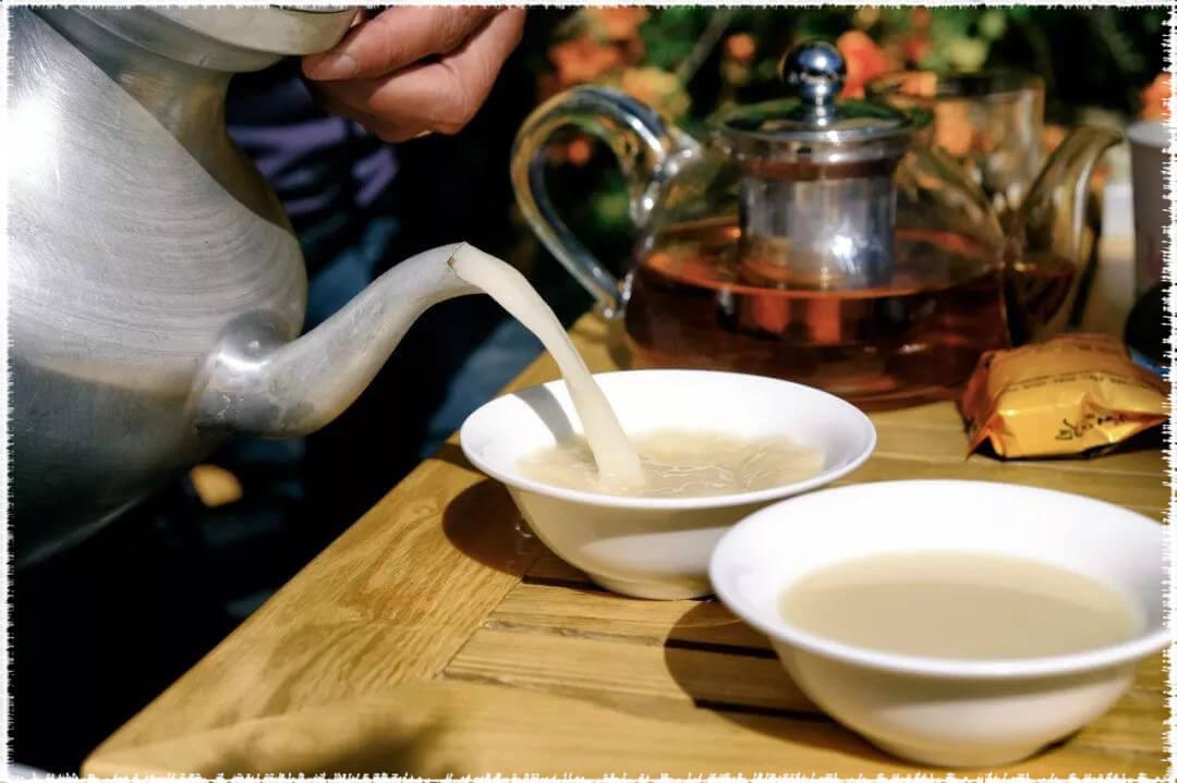 Delicious Butter Tea