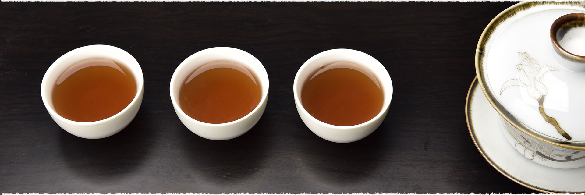 Differences Between Da Hong Pao Oolong, Shui Xian Oolong and Rou Gui Oolong