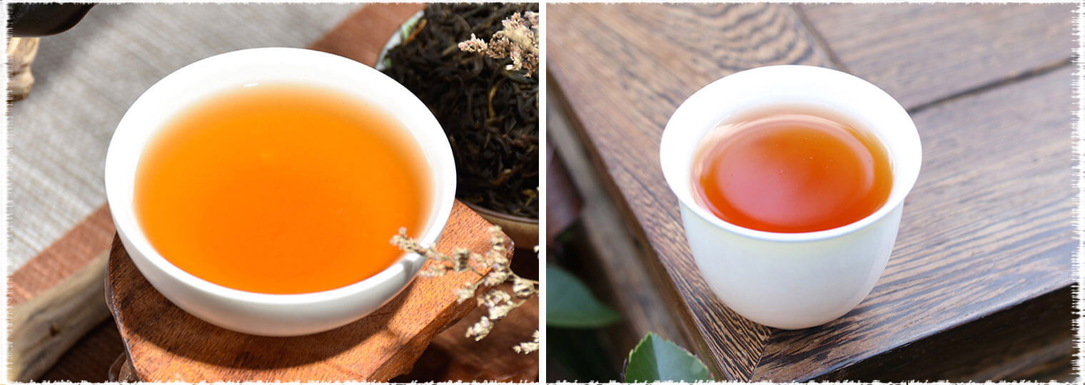 Tea Liquid Difference