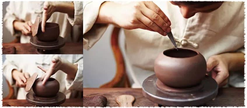 Full Handmade Teapot Body