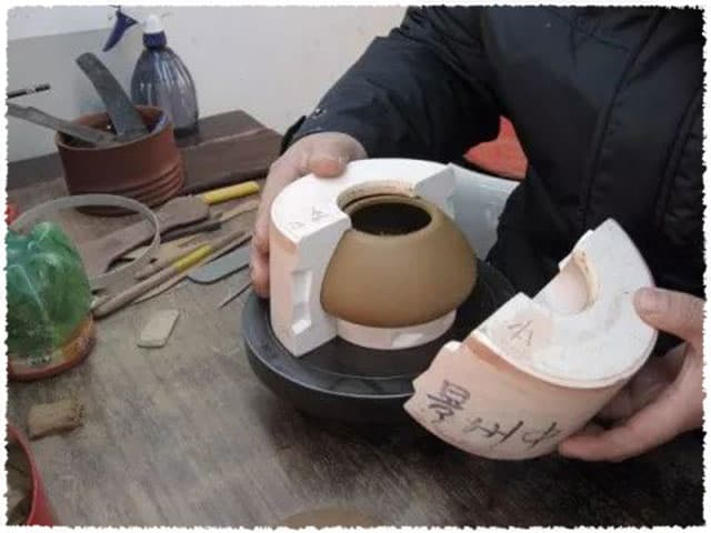 Use Mold to Fix Teapot Shape