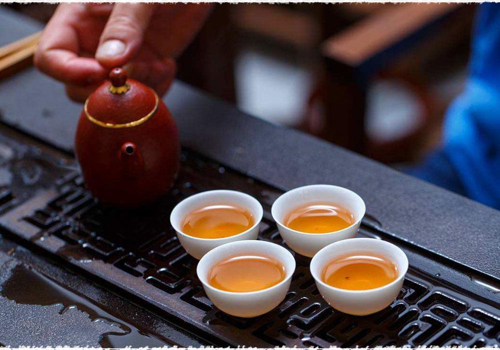 infuson tea