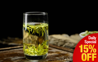 Organic Nonpareil Ming Qian Dragon Well Long Jing Green Tea