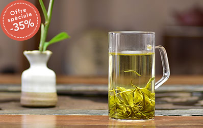 Longlin Bai Hao : thé vert Bio