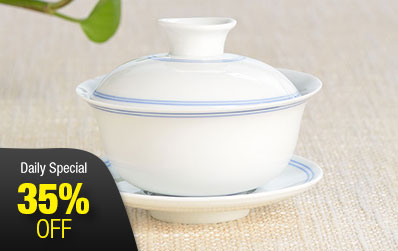 Double Blue Lines Gaiwan 130 ml