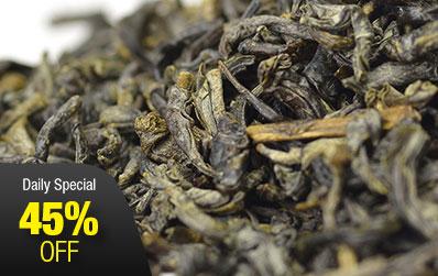 Chun Mei Green Tea (Zhen Mei)