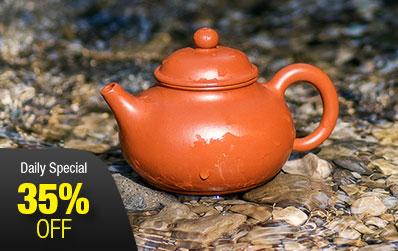 Rong Tian Yixing Zisha Teapot