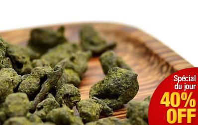 Ginseng OoLong : thé au ginseng