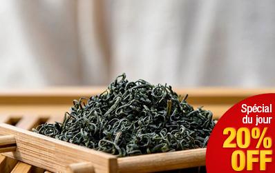 LuShan YunWu: thé vert