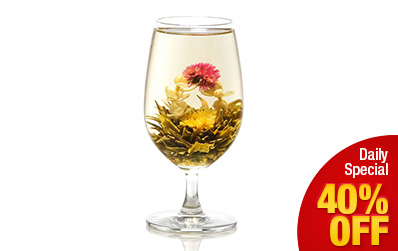Two Dragons and a Pearl Flower Tea