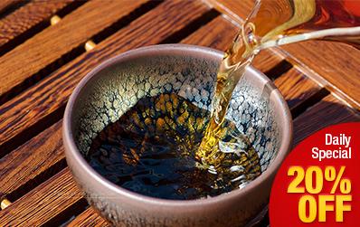 Handmade Jianyang Jianzhan Tea Cup – Oil Spot