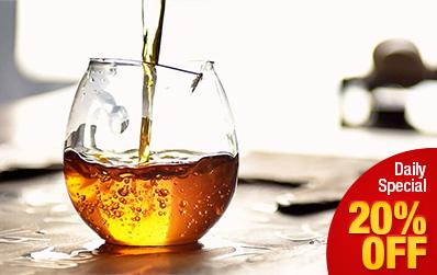 Award Winning Yun Nan Dian Hong Black Tea - Golden Tip