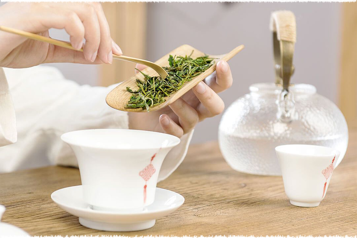 Four Sub-categories of Green Tea
