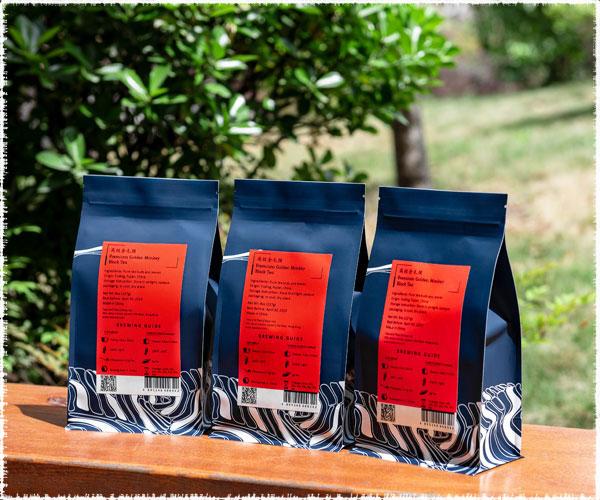 Teavivre new eco-friendly packaging