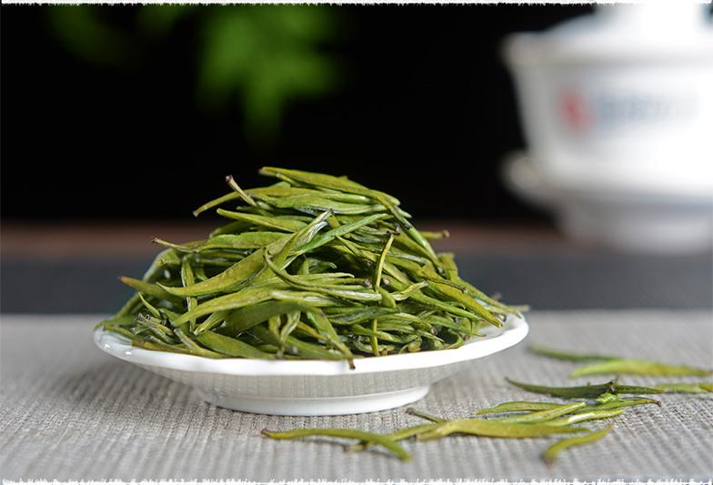 Sun-dried Green Tea