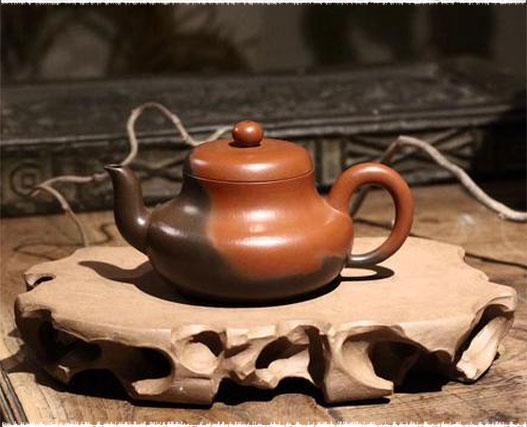 aged puerh tuocha