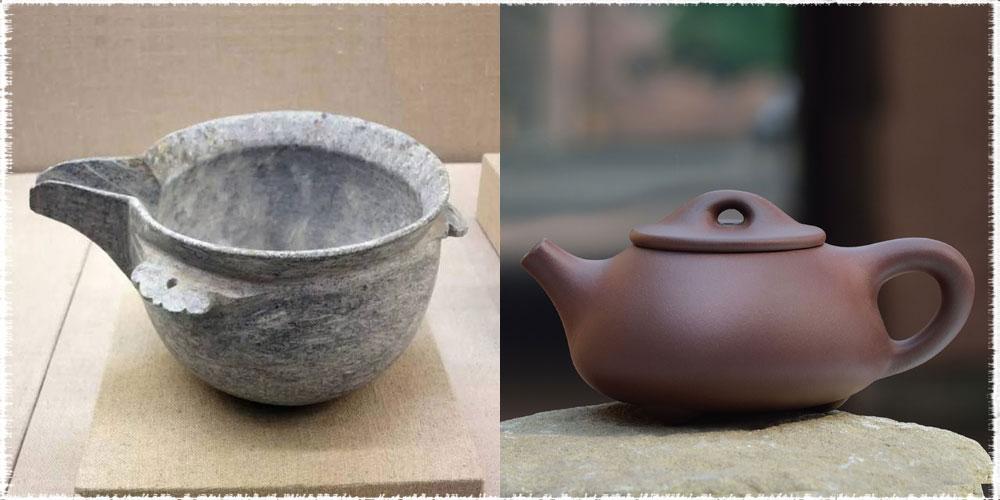 Shi Piao Teapot