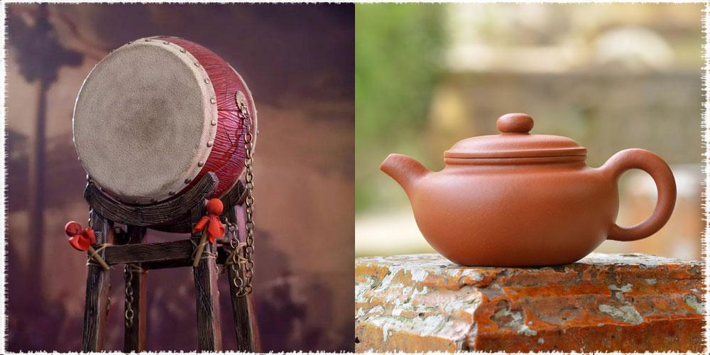 Fang Gu Teapot