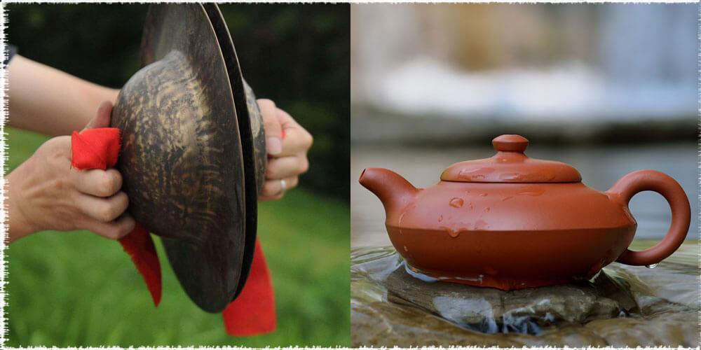 He Huan Teapot