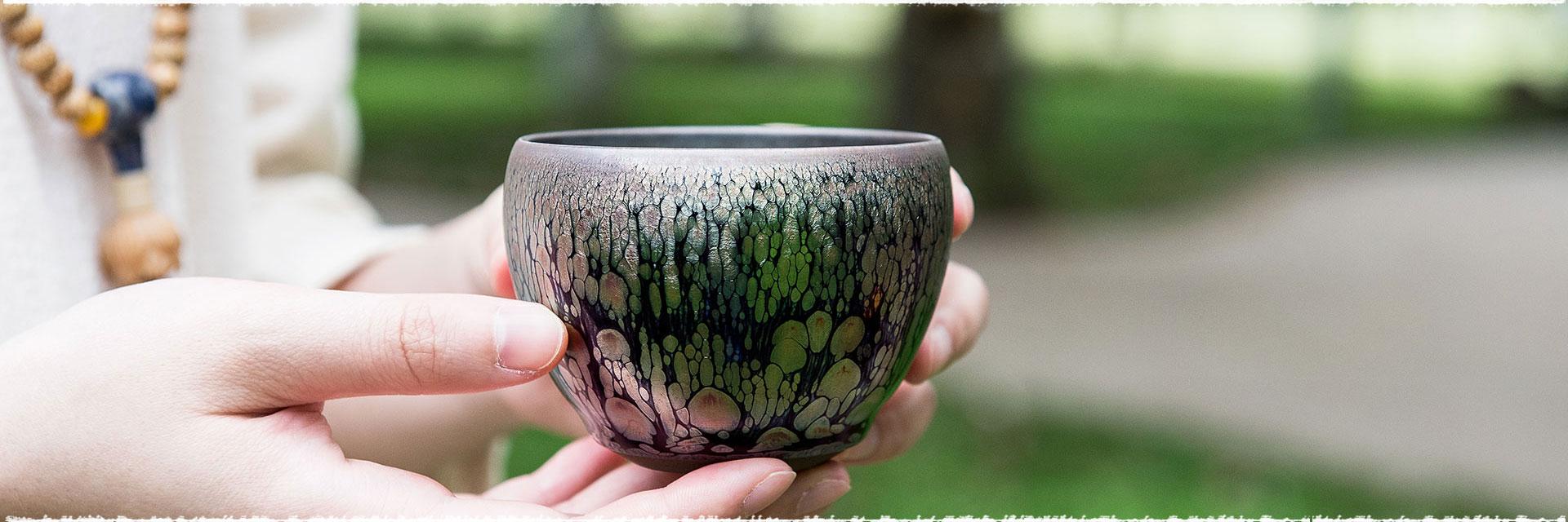 Yao Bian (furnace transmutation) in Teaware